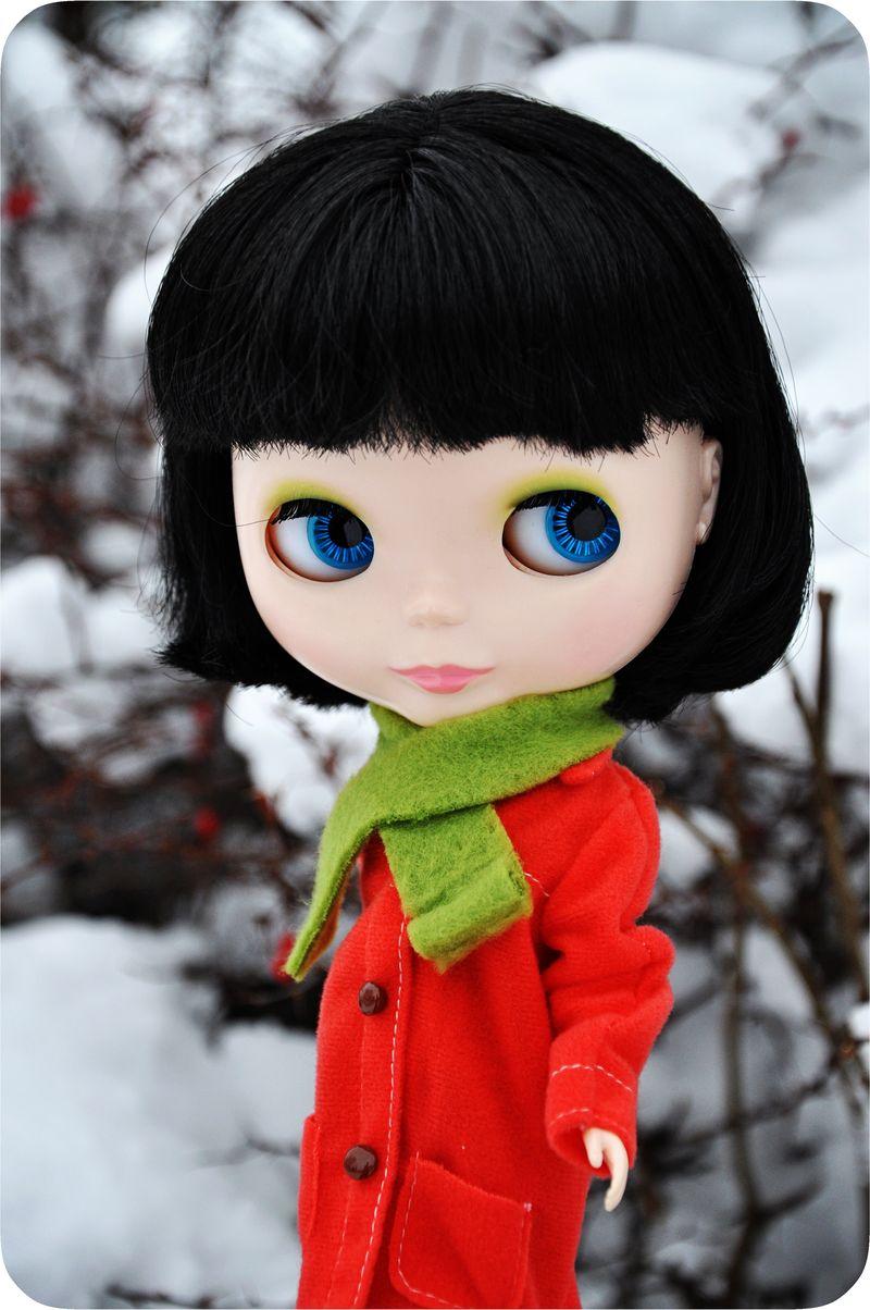 Snowy Lydia