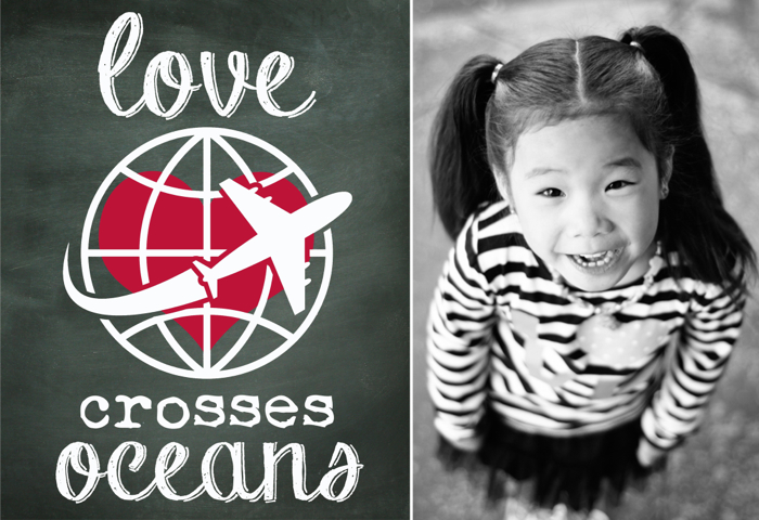 Panda Eight Love Crosses oceans example
